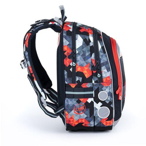 Hasičský školní batoh ENDY 21013