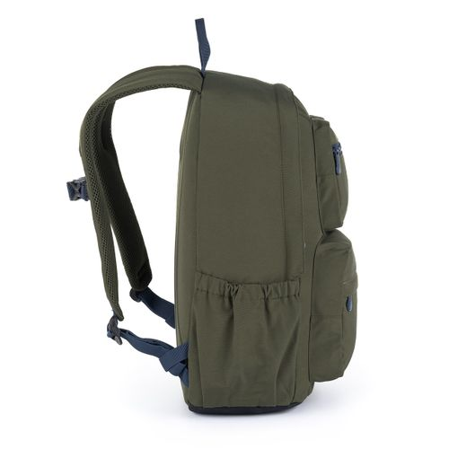 Plecak miejski w kolorze khaki FINE 21052