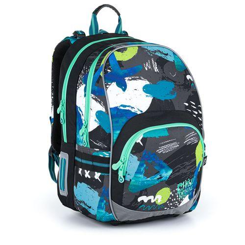 Plecak szkolny z oryginalnym wzorem KIMI 21021