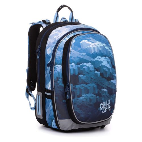 Školská taška MIRA 20018