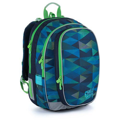 Dvoukomorový batoh MIRA 21019