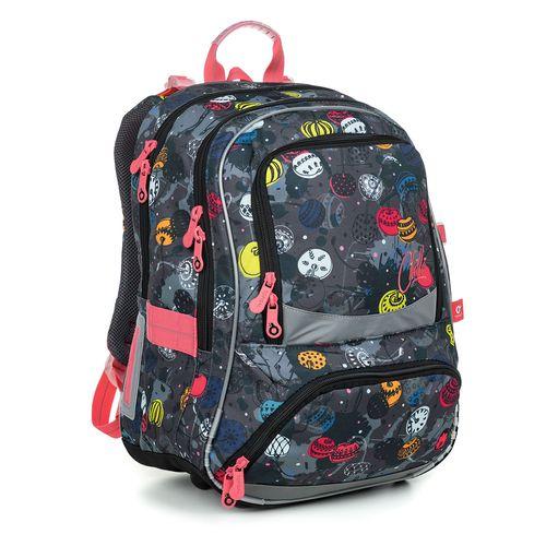 Školní batoh s třešněmi NIKI 19007