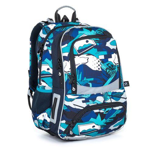 Školská taška NIKI 21022