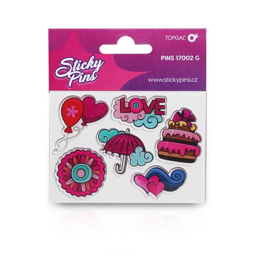 Sticky Pins PINS 17002