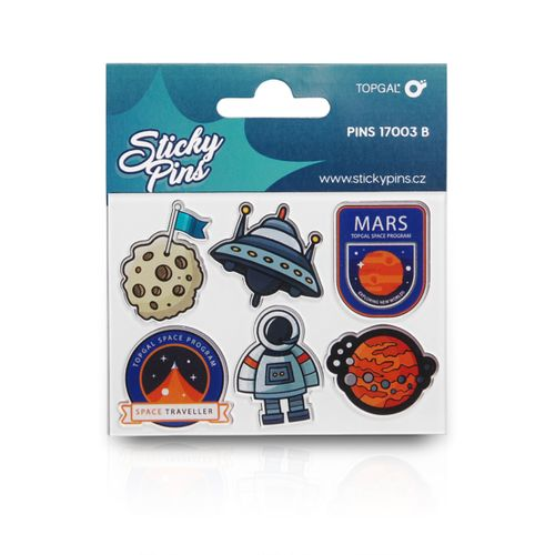 Sticky pins PINS 17003