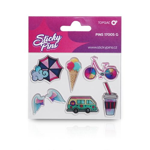 Sticky Pins PINS 17005