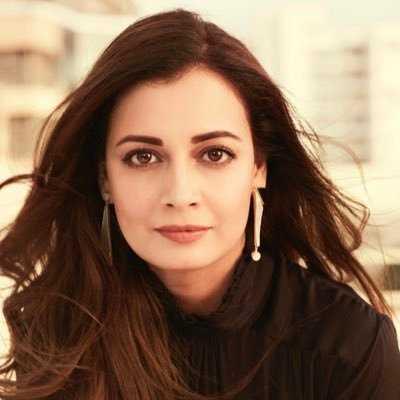 Celebrity Dia Mirza - Tring India