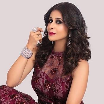 Celebrity Kishwer Merchant - Tring India