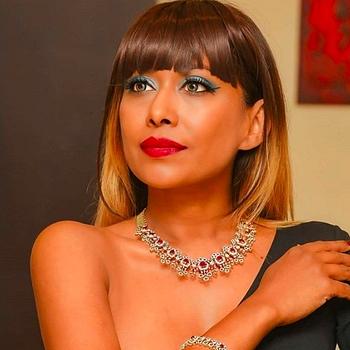 Celebrity Deena Pinto - Tring India