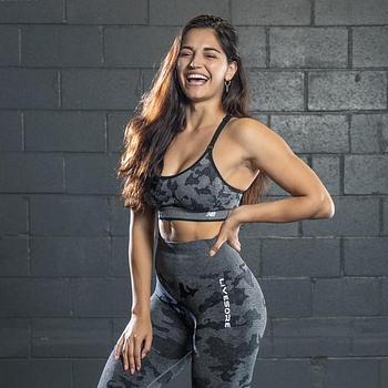 Celebrity Annabel DaSilva - Tring India