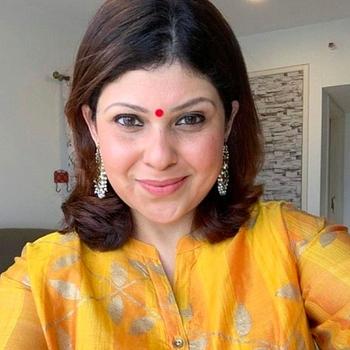 Celebrity Dr. Ria Banerjee Ankola - Tring India