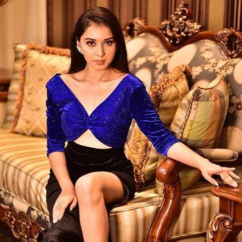 Celebrity Tanya Mittal - Tring India