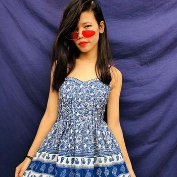 Celebrity Nikki Magar - Tring India