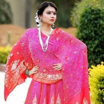 Celebrity Ritika Jilka - Tring India
