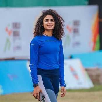 Celebrity Harmilan Bains - Tring India