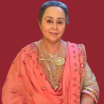 Celebrity Farida Dadi - Tring India