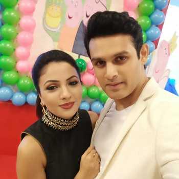 Celebrity Vishal & Preet - Tring India
