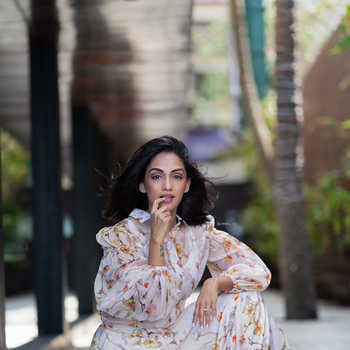 Celebrity Shrima Rai - Tring India