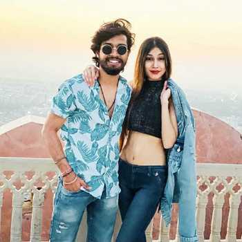 Celebrity Shivam & Amisha - Tring India