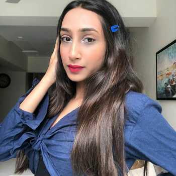 Celebrity Kavinaa Barvalia - Tring India