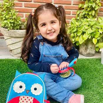 Celebrity Baby Lenaya - Tring India