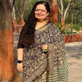 Celebrity Dr. Falguni Vasavada - Tring India