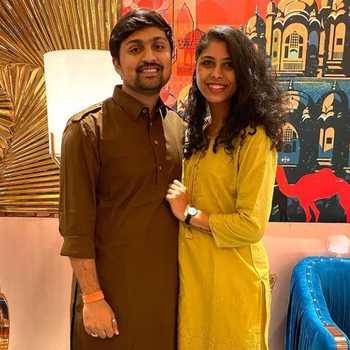 Celebrity Anshay and Rishika - Tring India