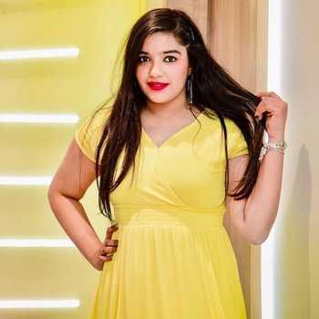 Celebrity Ridhima Bhatia - Tring India