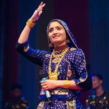 Celebrity Geeta Ben Rabari - Tring India