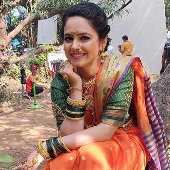 Celebrity Bhagyashree Nhalve - Tring India
