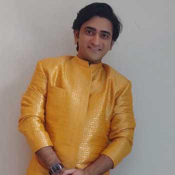 Celebrity Prakash Waghela - Tring India