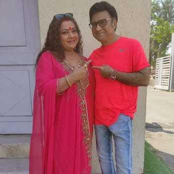 Celebrity Aliraza & Anuradha - Tring India