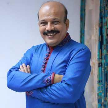 Celebrity Kishor Mahabole - Tring India