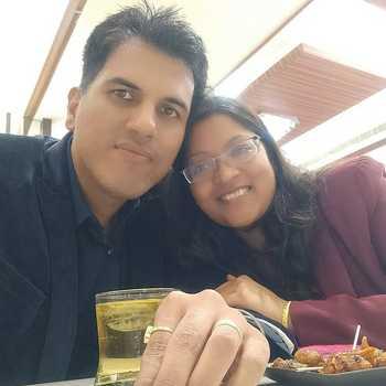 Celebrity Priya & Maneet Tuteja - Tring India