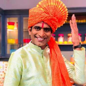 Celebrity Sandeep Pathak - Tring India