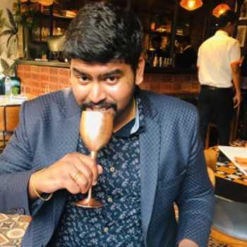 Celebrity Winston Raja - Tring India
