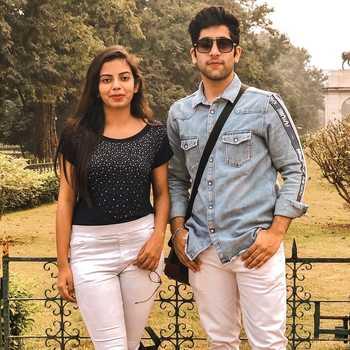 Celebrity Mohit & Bushra - Tring India