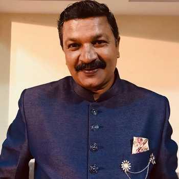 Celebrity Rajendra Shisatkar - Tring India