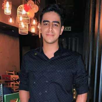 Celebrity Harssh Joshii - Tring India