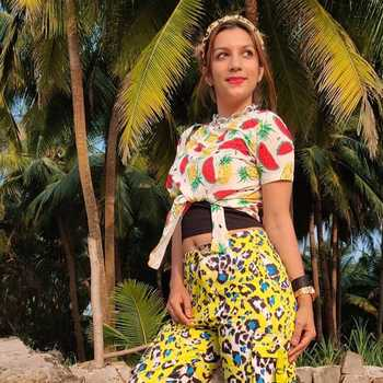 Celebrity Sana Khan - Tring India