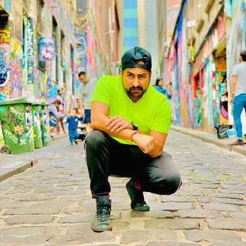 Celebrity Nikhil Sharma - Tring India