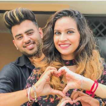 Celebrity Prince Morgan & Kirandeep Kaur - Tring India
