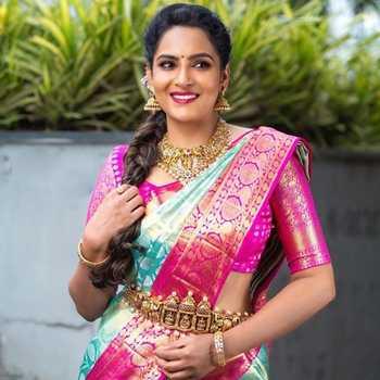 Celebrity Himaja Malliready - Tring India