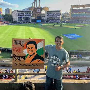 Celebrity Abhishek Satam - Tring India