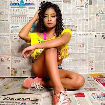 Celebrity Nainika Anasuru - Tring India