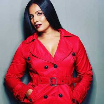Celebrity Meghna Naidu - Tring India