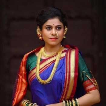 Celebrity Ashvini Pradipkumar Mahangade - Tring India