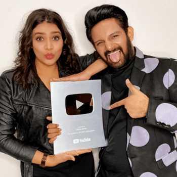 Celebrity Hiren and Ankita - Tring India