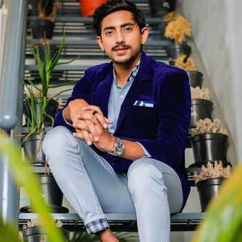 Celebrity Dhanush Pranav - Tring India