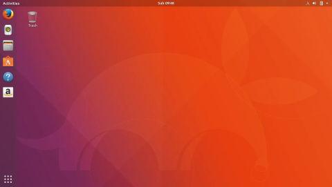 Tutorial Cara Install Ubuntu 17.10 Desktop